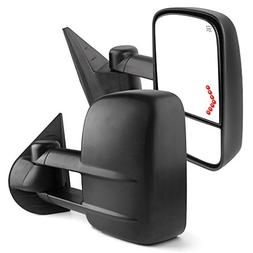 Towing Mirrors for 07-13 Chevrolet/GMC/Cadillac Silverado/Si