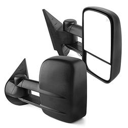 YITAMOTOR Towing Mirrors for 07-14 Chevy Silverado GMC Sierr