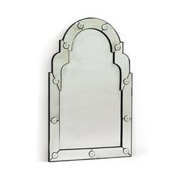 Unique and Classic Style Grand Arch Wall Mirror Home Accent