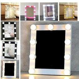 Vanity Lighted Hollywood LED Makeup Mirror with lights Dimme