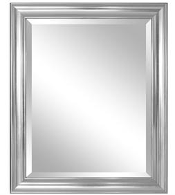 Vanity Mirror Chrome Silver Bathroom Living Room Wall Bedroo