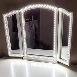 Led Vanity Mirror Lights Kit,ViLSOM 13ft/4M 240 LEDs Make-up