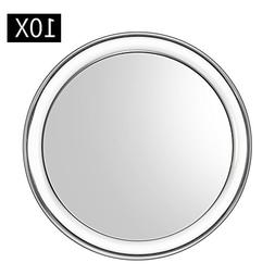 Uarzt Makeup Vanity mirror,10X Magnifying Mirror detachable