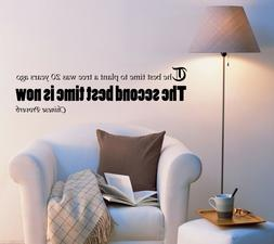 Wall Decal Quotes for Man Help of Succeed Mirror Wise Vinyl