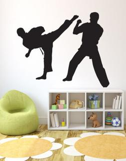 Stickerbrand Wall Decal Sticker Karate Martial Arts 5ft tall