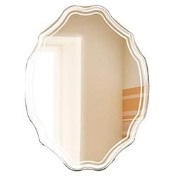 JOAHCHEN Wall Mirror,HD Silver Mirror Clear Imaging,Suitable