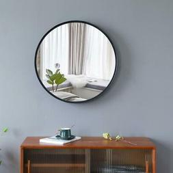 Wall-Mounted Mirror Circle Mirror Round Mirror Bedroom Bathr